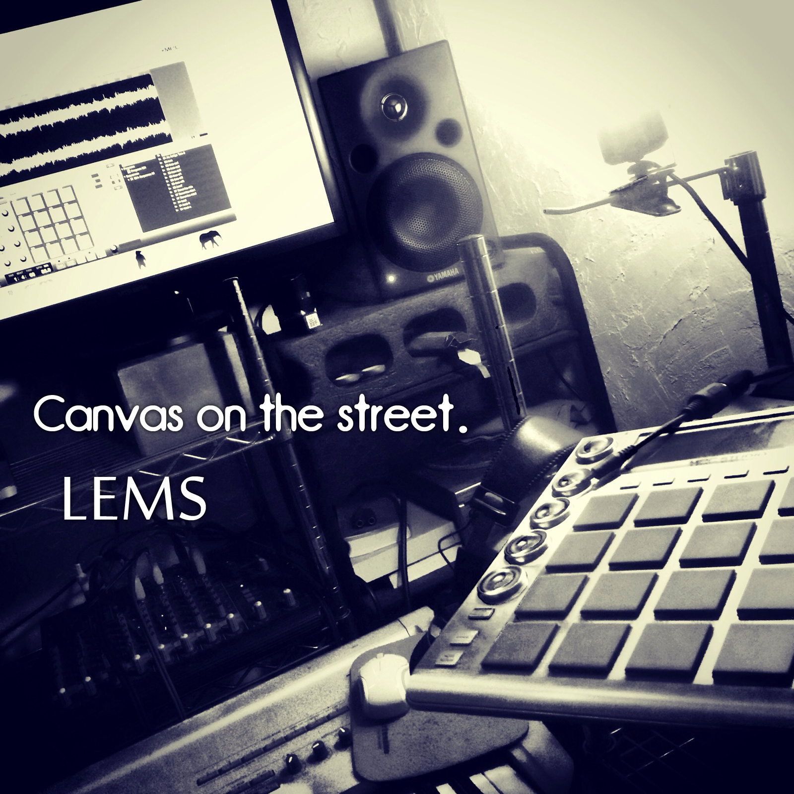 LEMS- Canvas on the street